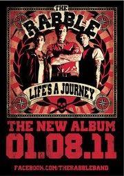 Sleduj nové The Rabble - Life's a Journey!