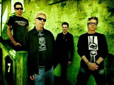 The Offspring se v srpnu vrátí do České republiky
