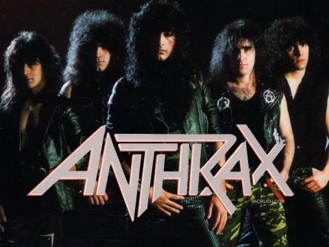 Poslechněte si novou skladbu Anthrax