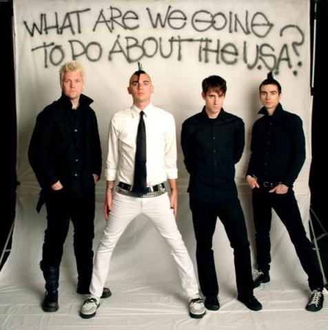 Anti - Flag plánují vydání nového alba na podzim