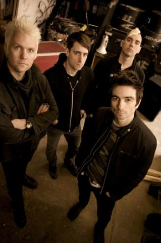 Anti-Flag na Mighty Sounds 2011!