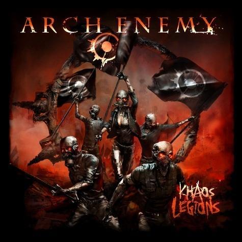 Nová deska Arch Enemy