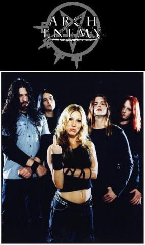 Nový singl Arch Enemy