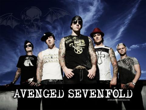 Nový song Avenged Sevenfold