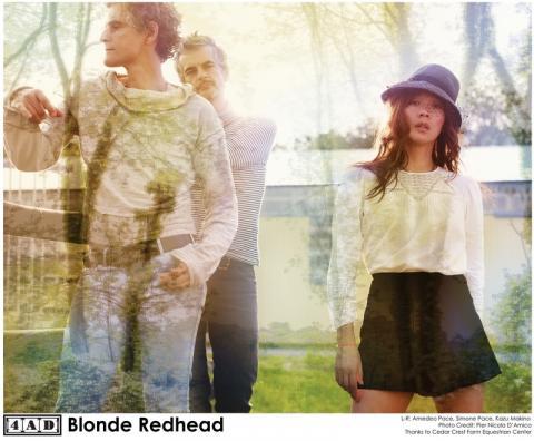 Blonde Redhead v souvislosti s právě probíhajícím turné vydávali kolekci remixů a v Praze zahájí jeho evropskou část