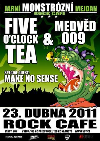 Jarní koncert Five O´clock Tea a Medvěd 009