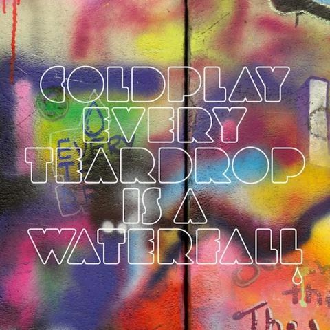 Nový sing Coldplay
