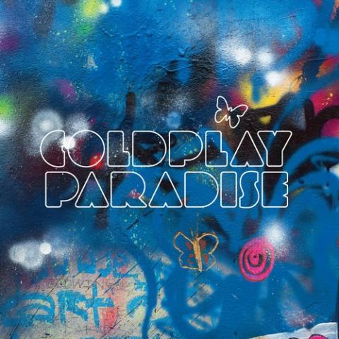 Druhý singl Coldplay Paradise