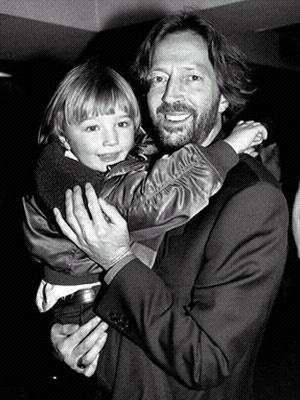Před dvaceti lety umřel syn Erica Claptona