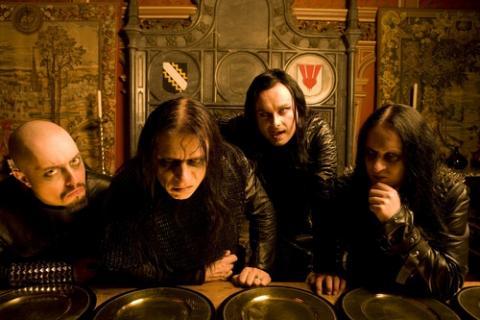 Cradle of Filth zveřejnili název nového alba