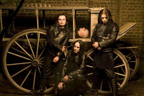 Cradle of Filth v Americe pod Nuclear Blast