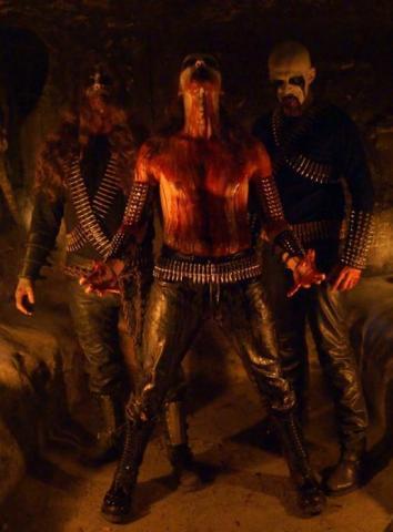 Nový black metal z Prahy - Cult Of Fire