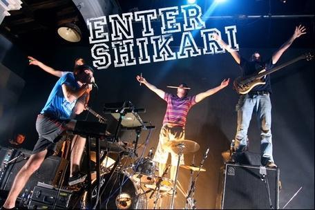 Nová věc od Enter Shikari