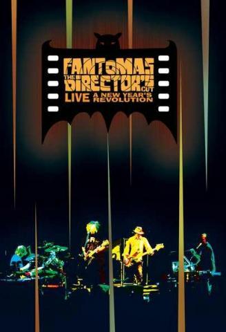 Nové DVD Fantômas