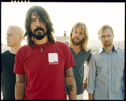 Podívejte se na Walk amerických Foo Fighters