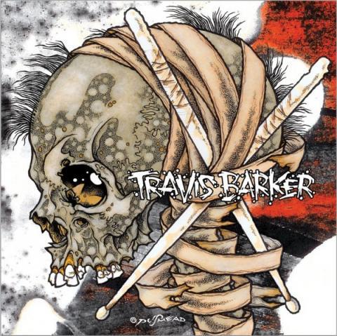 Sólové album Travise Barkera je venku
