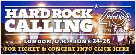 Neosound na Hard Rock Calling v Londýně?