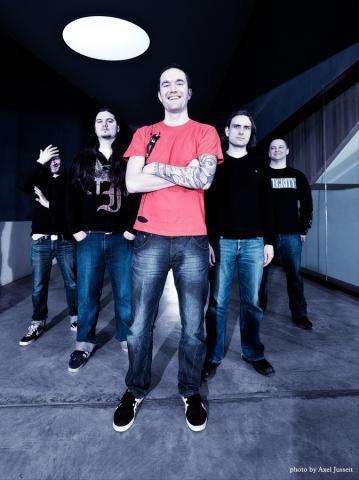 Heaven Shall Burn a As I Lay Dying na společném turné.