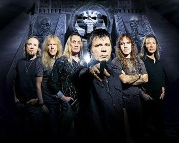 Iron Maiden - video Satellite 15... The Final Frontier