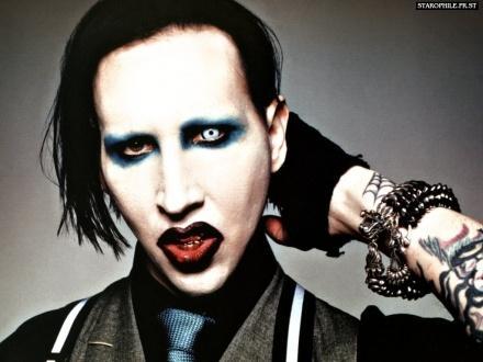 Poslechněte si ukázku z nové desky Marilyna Mansona