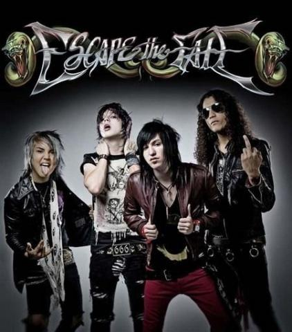 Escape The Fate natočili nový videoklip