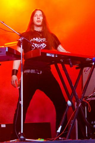 Opeth opustil klávesák