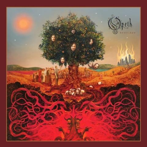 Nová deska Opeth