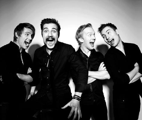 Švédská rocková kapela Royal Republic zamíří v říjnu na strahovskou Sedmičku