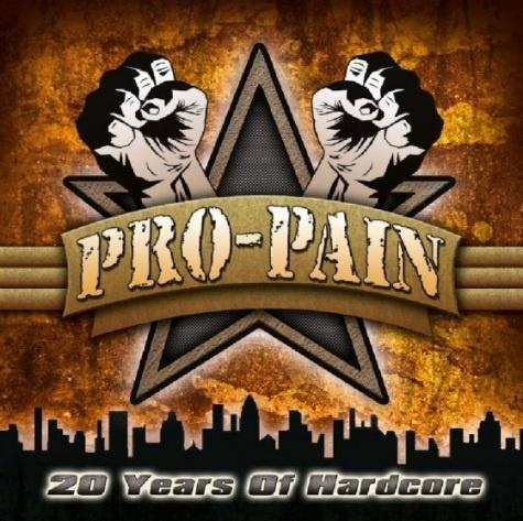 20 let Pro-Pain!