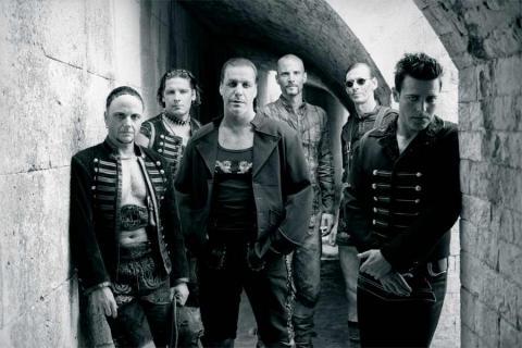 Rammstein chystají nový klip k best-of albu