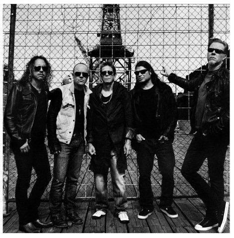 Metallica + Lou Reed