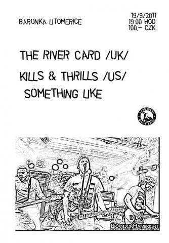 The River Card se valí do Litoměřic!