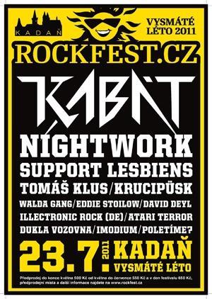 Rockfest Vysmáté léto 2011
