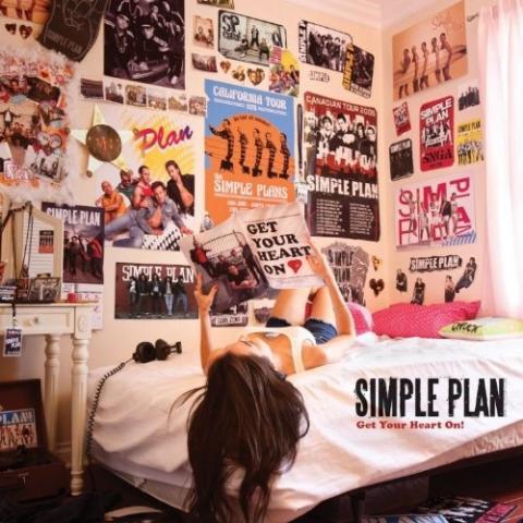 Poslouchejte nové album Simple Plan!