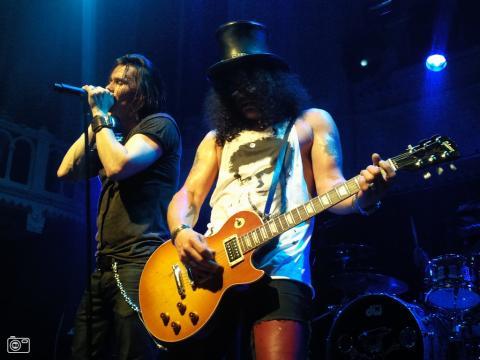 Slash začne pracovat na novém album