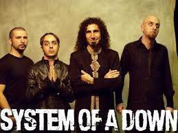 Záznam z vystoupení System Of A Down on-line