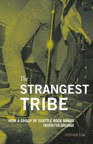 Kniha o vzniku grunge