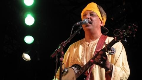 Maročtí Oudaden na Colours
