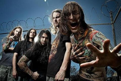 Hosté z Korn a Suffocation na nové desce Suicide Silence