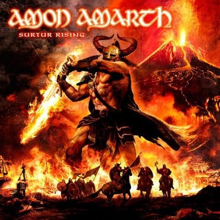 Poslechněte si nové Amon Amarth!