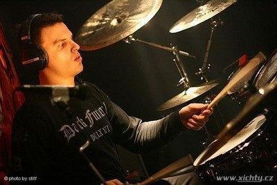 Blast beat marast s Tomášem Cornem