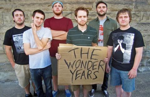 The Wonder Years odkrývají další píseň z chystaného alba