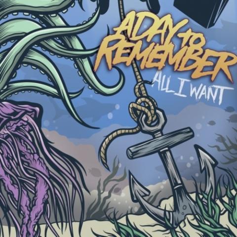 """Poslouchejte akustickou verzi písně """"All I Want"""" od A Day To Remember"""
