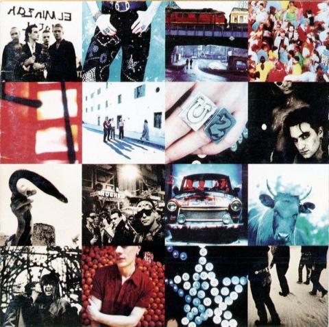 U2 chystají reedice alb Achtung Baby a Zooropa