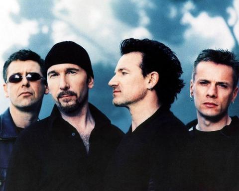 U2 zahráli dvě nové skladby
