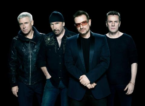 U2 odkládají vydání nové desky