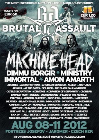 Brutal Assault 2012