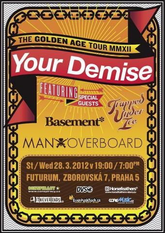 The Golden Age Tour MMXII