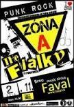 Fotoreport: The Fialky, Zóna A