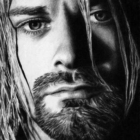 """Kurt Cobain - Výtah z knihy """"Těžší než nebe"""""""